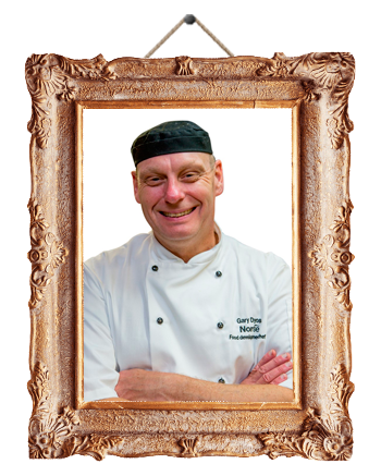 Development Chef Gary Dyos