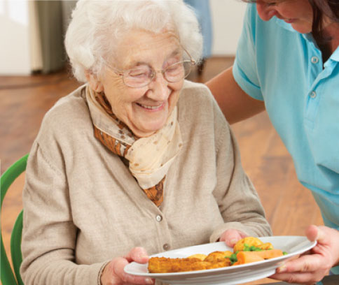 Care Catering in Norfolk resident image
