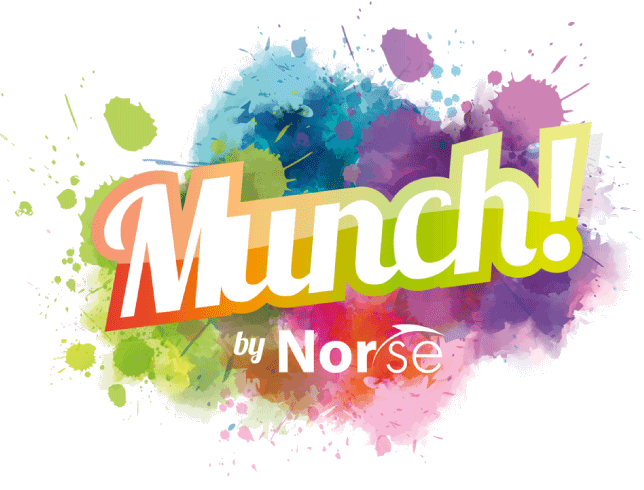 High School catering in Norfolk and Suffolk Munch Logo