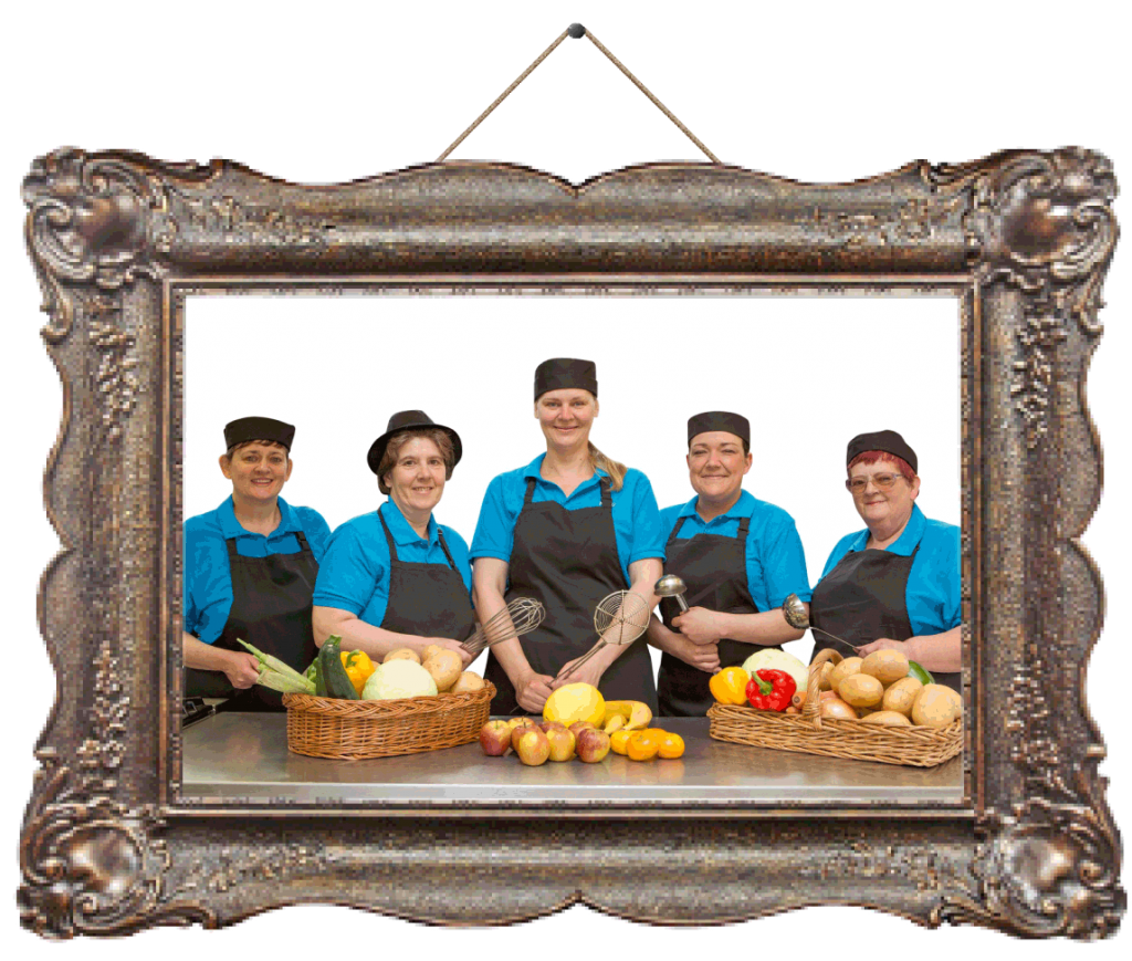 Norse Kitchen Catering Services Team